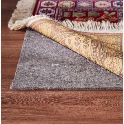 Bergen Premium Dual Surface Non-Slip Cushioning Rug Pad (0.30'') - Wayfair