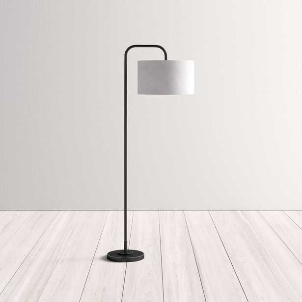 "Dale 64"" Arched Floor Lamp - AllModern"