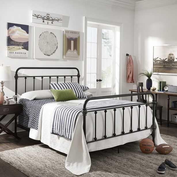 Barbera Standard Bed - Wayfair