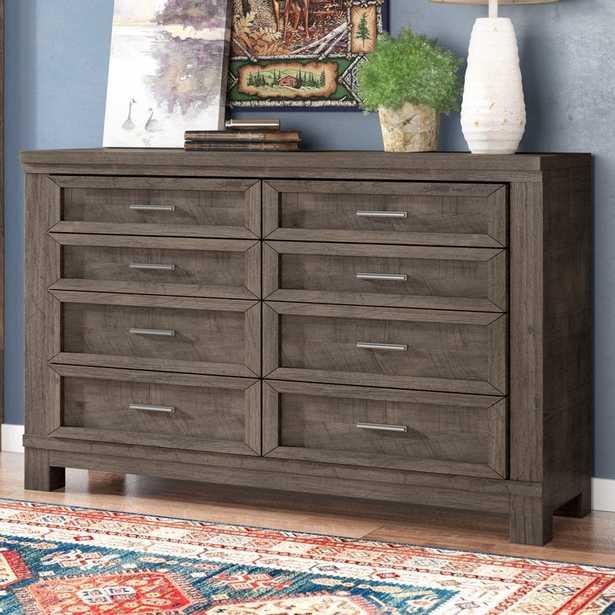 Sallie 8 Drawer Double Dresser - Wayfair