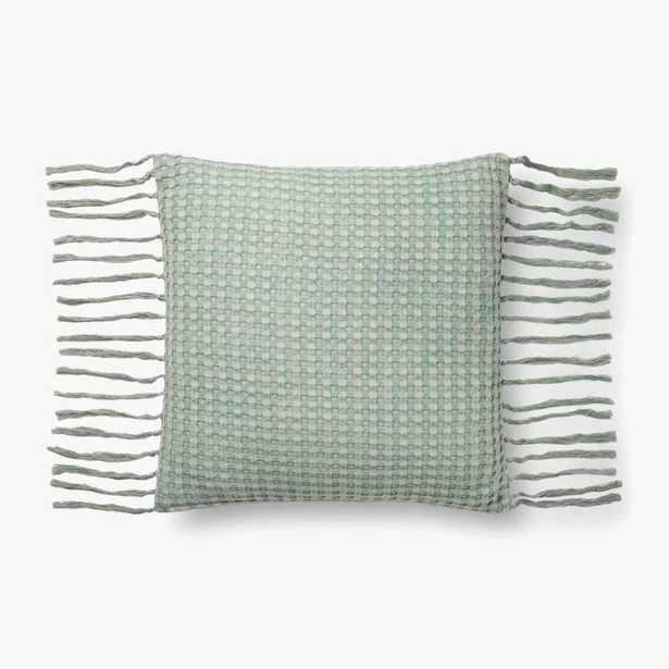 P0812 SAGE Pillow - Loma Threads