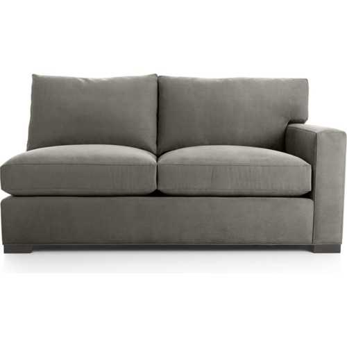 Axis II Right Arm Apartment Sofa - Crate and Barrel