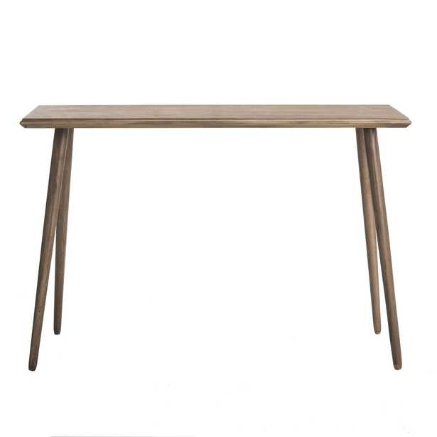 MARSHAL CONSOLE TABLE /CHOCOLATE - Arlo Home