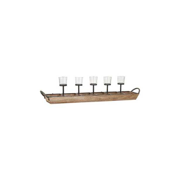 Shay Candle Holder - Home Depot