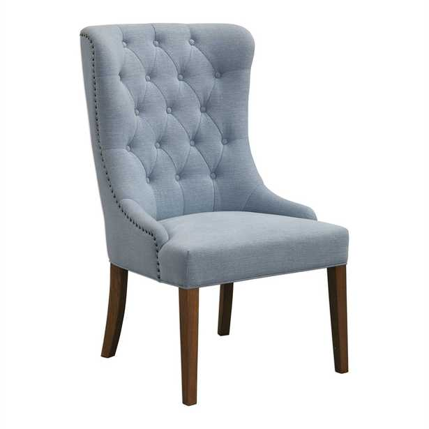 Rioni, Wing Chair - Hudsonhill Foundry