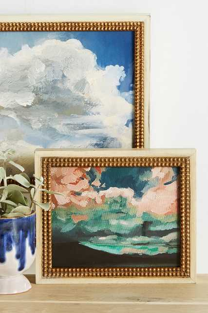 Pink Clouds Wall Art - Anthropologie