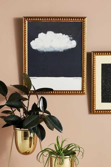 Storm Cloud Wall Art - Anthropologie