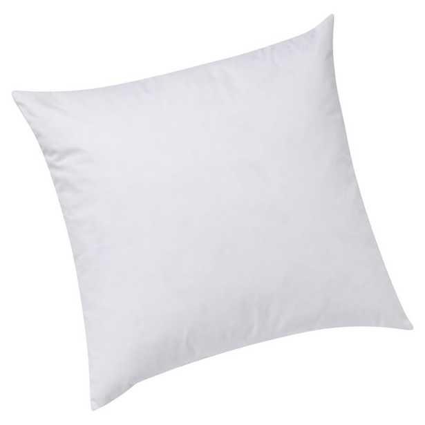 """Spiraloft Pillow Insert, 16"""" Square - Pottery Barn Teen"""