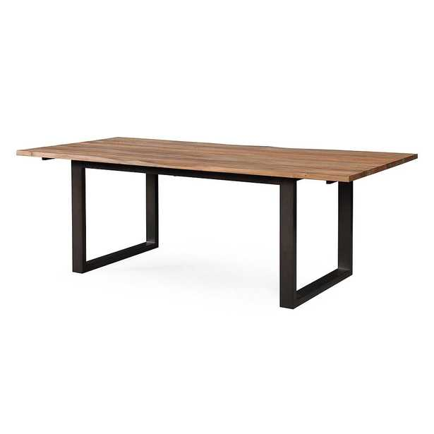 Madelyn Rustic Elm Table - Maren Home