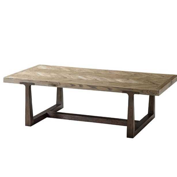 Stafford Coffee Table - Perigold