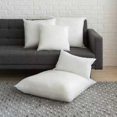 Neva Home Pillow Insert Poly - 18'' x 18'' - Neva Home