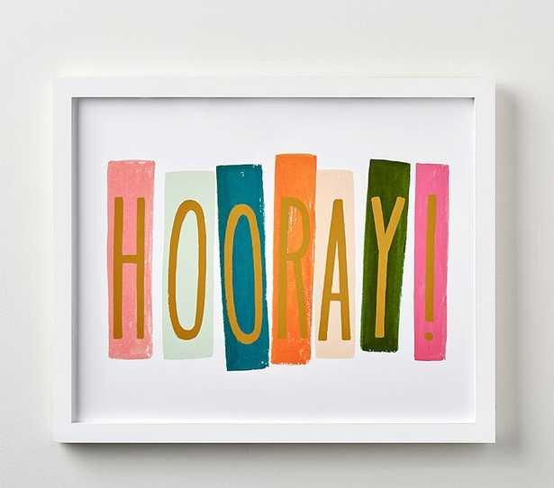 Hooray Art - Pottery Barn Kids