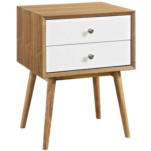DISPATCH NIGHTSTAND IN NATURAL - Modway Furniture