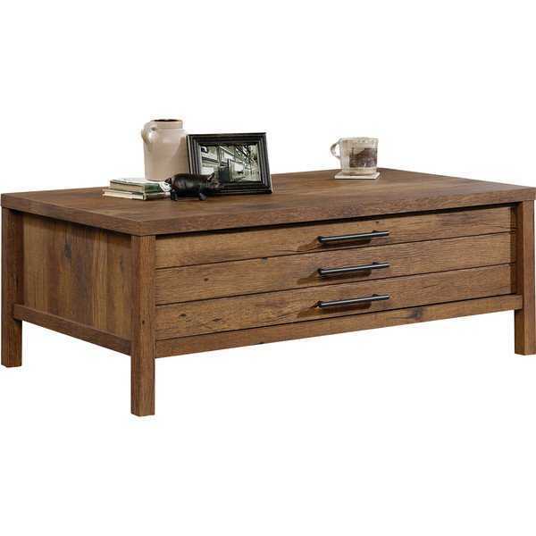Odile Coffee Table with Storage - Birch Lane