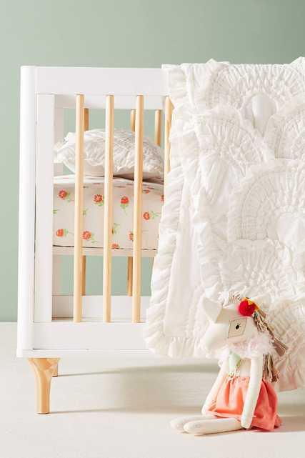 Rivulets Toddler Quilt - Anthropologie