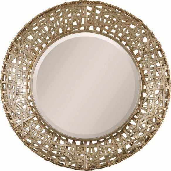 Alita Mirror, Champagne - Hudsonhill Foundry