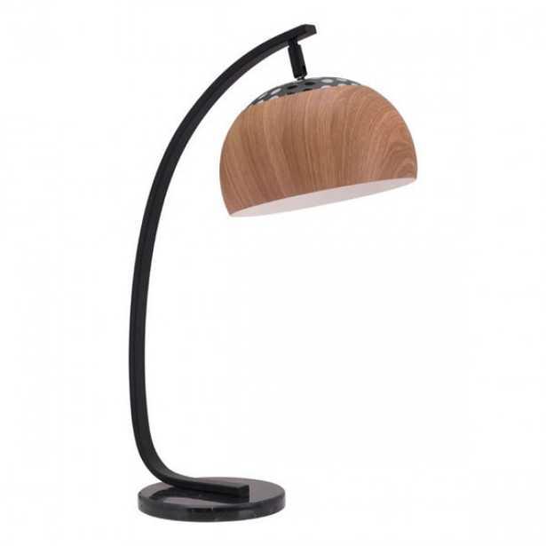 Brentwood Table Lamp Brown - Zuri Studios