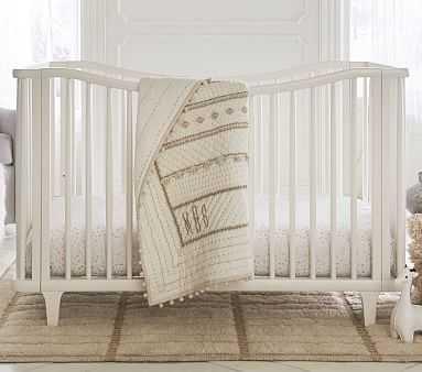 Dawson Crib, Simply White - Pottery Barn Kids