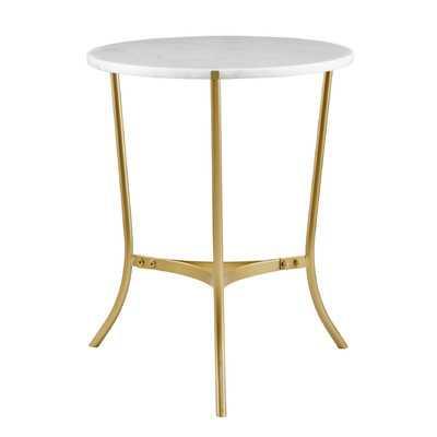 Martini End Table - Wayfair