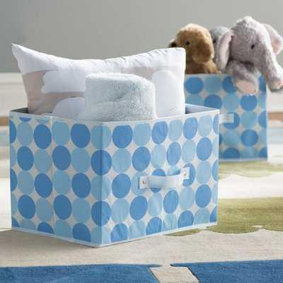 Non Woven Fabric Soft Storage Bin - Wayfair