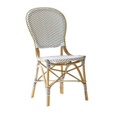 Affaire Isabell Stacking Patio Dining Chair - AllModern