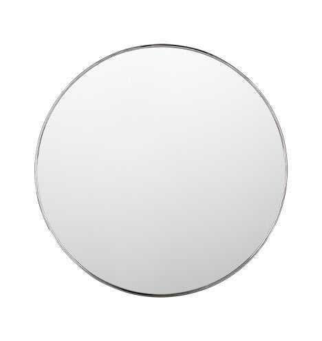 "30"" Metal Framed Mirror - Round - Rejuvenation"