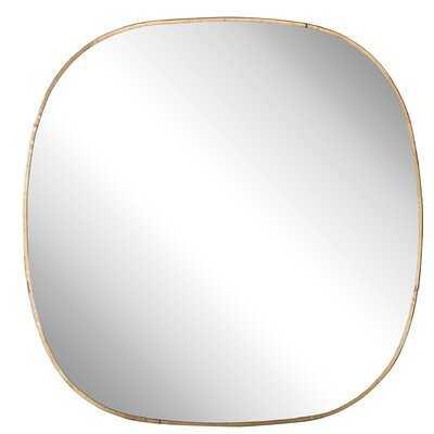 Ferraro Glam Bathroom Mirror - Wayfair