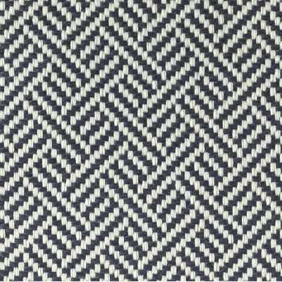 Fabric By The Yard, 1 Yard, Beach Club, Solid, Indigo - Williams Sonoma