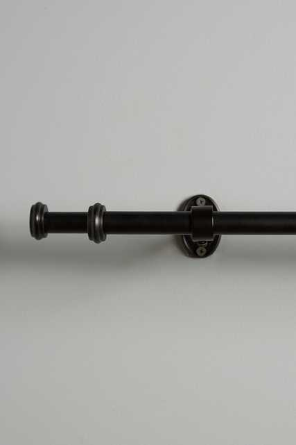 Adjustable Double Curtain Rod - Anthropologie