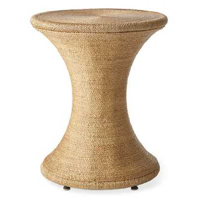 Point Reyes Accent Table, Rope - Williams Sonoma
