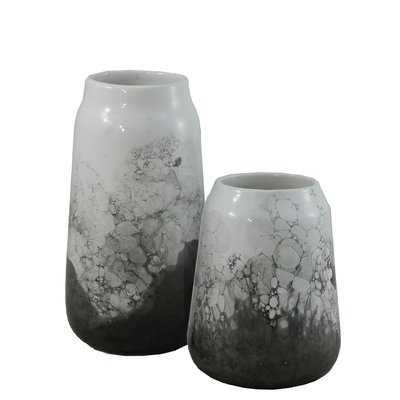 2 Piece Vermont Table Vase Set - AllModern