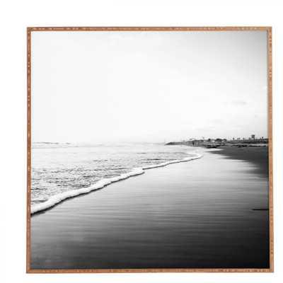 'Changing Tides' Framed Photograph Plexiglass - AllModern
