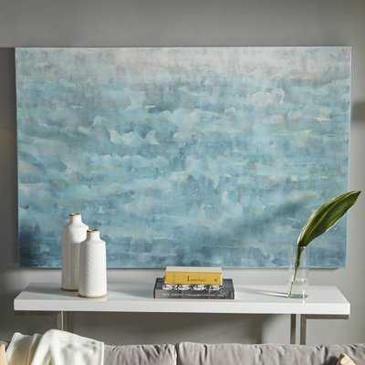 'Modern' Painting on Canvas - AllModern