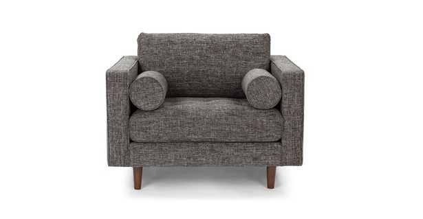 Sven Briar Gray Chair - Article