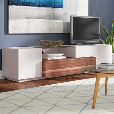 Bellefonte TV Stand for TVs up to 78 inches - AllModern