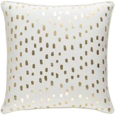 Carnell Dalmatian Dot Cotton Throw Pillow - Wayfair