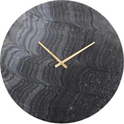 Kensett Wall Clock - Wayfair