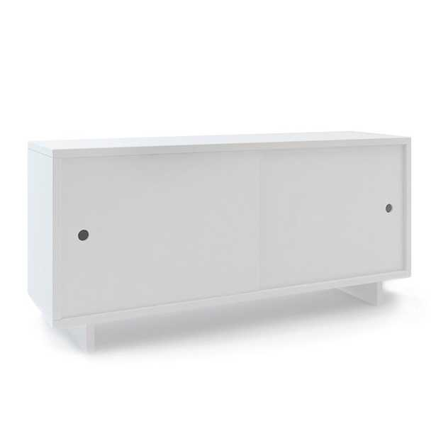 Ouef Modern Classic Perch Twin Size Console - Kathy Kuo Home