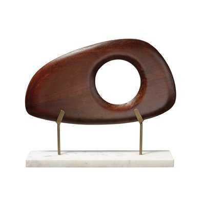 Salvator Wood Sculpture - Wayfair