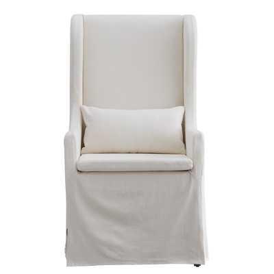 Lefebre Wingback Chair - Wayfair