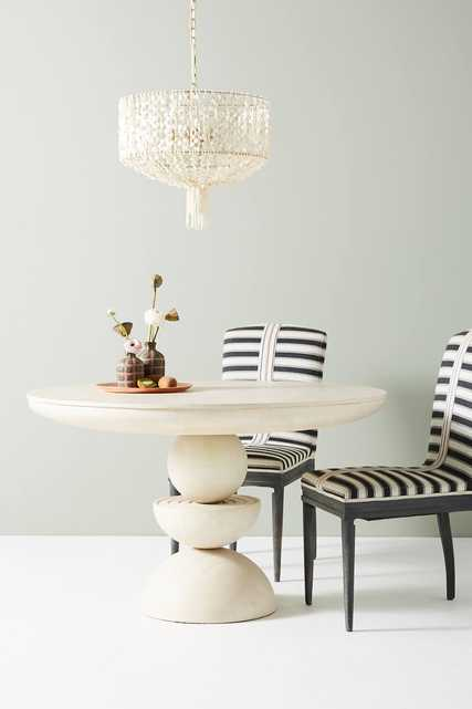 Sonali Dining Table - Anthropologie