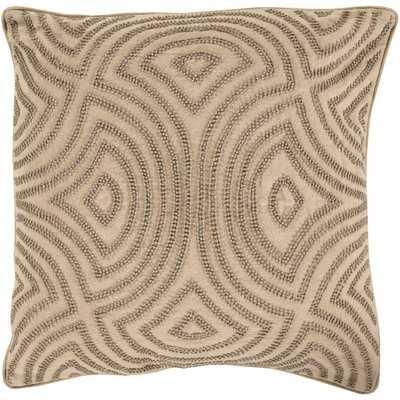Lawrenceville 100% Linen Throw Pillow Cover - Wayfair