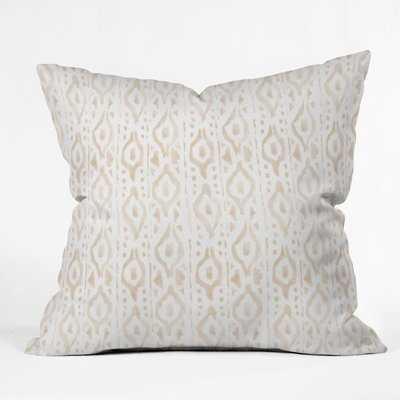 Wonder Forest Desert Linen Indoor/Outdoor Throw Pillow with Insert - Wayfair