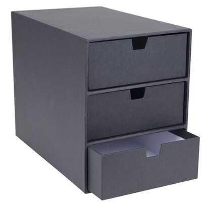 Ingrid 3 Drawer Supplies Organizer - Wayfair