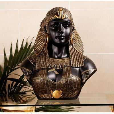 Queen Cleopatra Neoclassical Bust - Wayfair