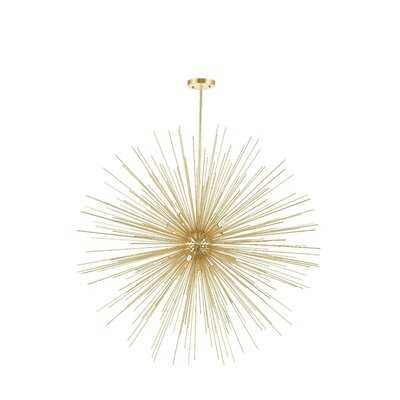 Savannah 14-Light Sputnik Chandelier - Wayfair