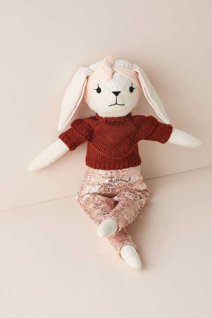 Wonderforest Girls Stuffed Animal - Rabbit - Anthropologie