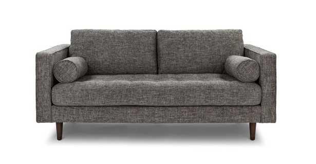 """Sven Briar Gray 72"""" Sofa - Article"""
