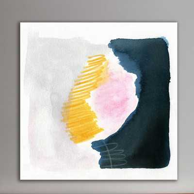 'Human Painting' Print on Wrapped Canvas - Wayfair
