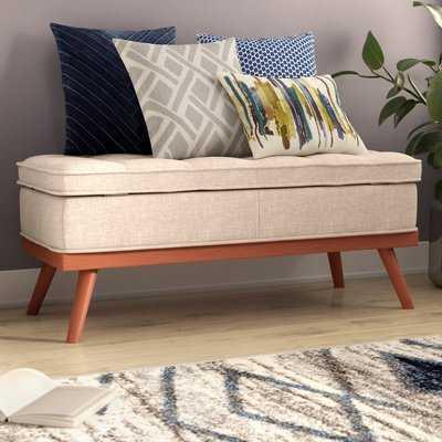 Ronquillo Upholstered Storage Bench - AllModern
